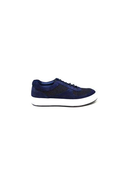 ALBERTO GUARDIANI Erkek Lacivert Günlük Ayakkabı