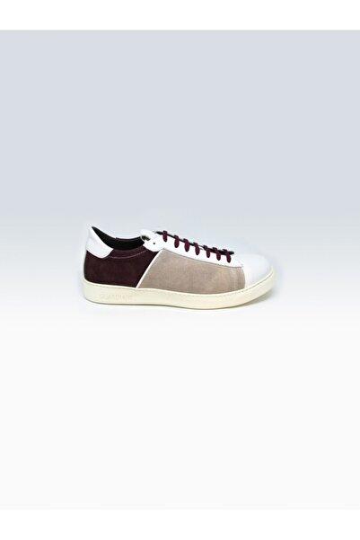ALBERTO GUARDIANI Erkek Beyaz Günlük Ayakkabı