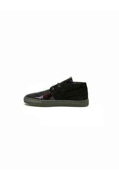 ALBERTO GUARDIANI Erkek Siyah Klasik Ayakkabı