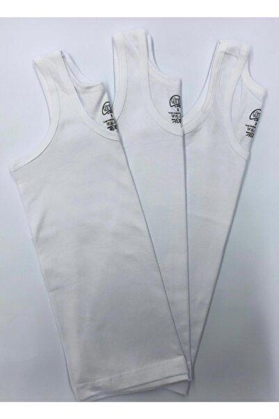 Gümüş İç Giyim Erkek Çocuk Gümüş Atlet 3 Adet