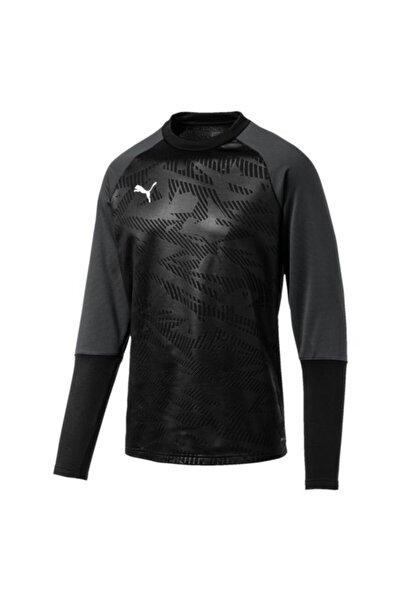 Puma Football Soccer Sports Training Long Sleeve Sweater Sweatshirt Top 65602103