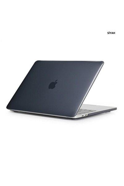 Techmaster Macbook Pro 16 2019 A2141 Uyumlu Kristal Şeffaf Kılıf