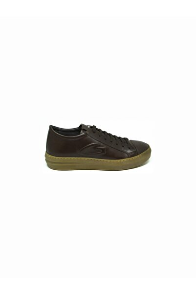 ALBERTO GUARDIANI Erkek Kahverengi Ayakkabı