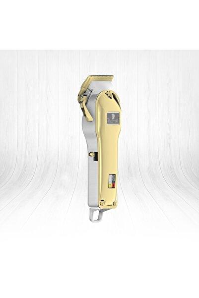 Hector Troy K2 Profesyonel Tıraş Makinası Gold Ekranlı