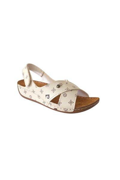 Pierre Cardin 6169 Bej Kadın Günlük Sandalet