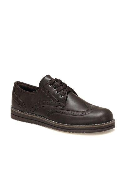 Polaris 353617.M1FX Kahverengi Erkek Günlük Ayakkabı 100787649