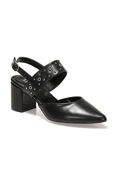 Miss F Ds21021 1fx Siyah Kadın Gova Ayakkabı