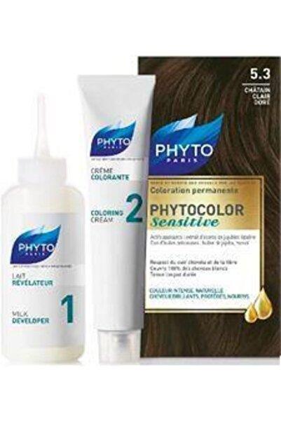 Phyto Color Sensitive 5.3 Light Golden Brown