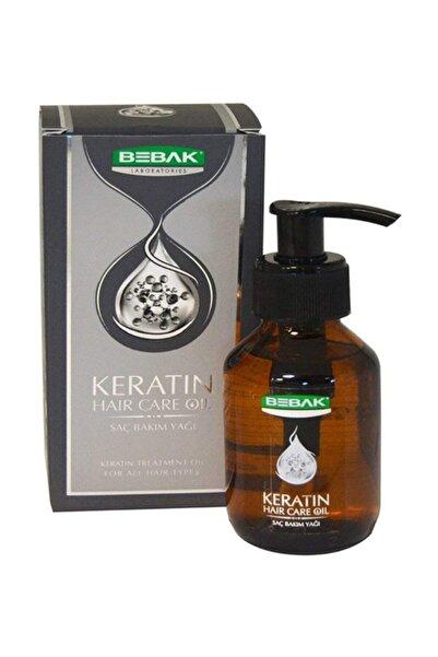Bebak Saç Bakım Yağı - Keratin Hair Care Oil 100 ml