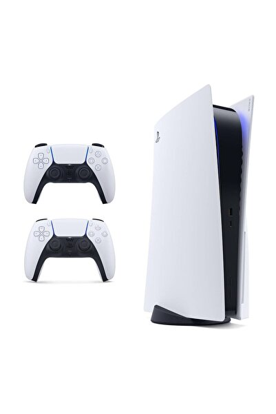 Sony Playstation 5 825 GB - Türkçe Menü + 2. PS5 DualSense (Eurasia Garantili)