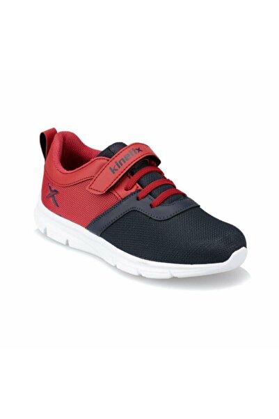 Kinetix Anka Lacivert Kırmızı Çocuk Spor Ayakkabı