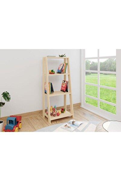 Bienwood Bie-7058 4 Raflı Çocuk Kitaplığı