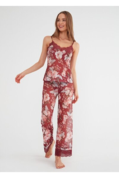 SUWEN New Flamenko Pantolon