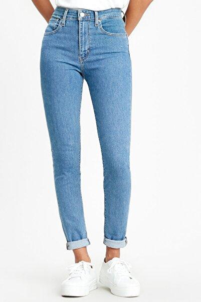 Levi's Kadın Yüksek Bel Skinny Jean 721