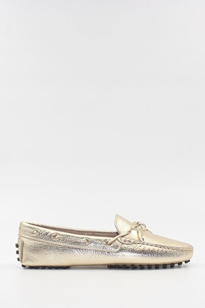 West To West Kadın Loafer Ayakkabı Hakiki Deri L.dore Deri
