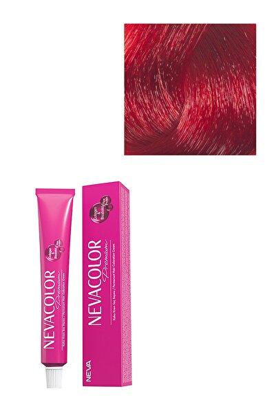 Neva Color Premium Kalıcı Saç Boyası 8.66 - Nar Kızılı