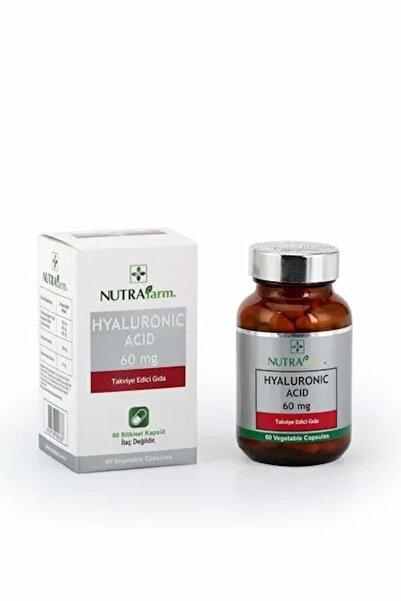 Dermoskin Nutrafarm Hyaluronic Acid 60 Mg
