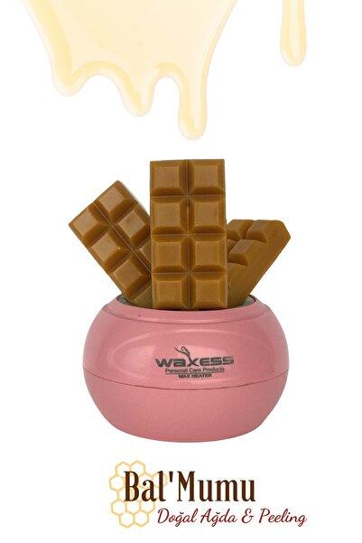 Bal'Mumu 3 Adet Çikolata & Pembe Mars Ağda Makinesi