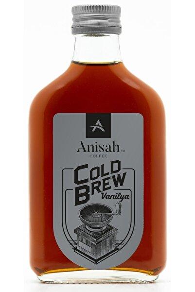 Anisah Coffee Vanilya Cold Brew (Soğuk Kahve) 200 ml