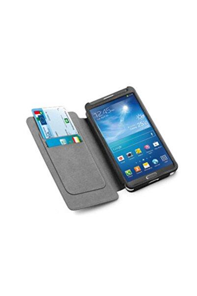 Cellular Line Samsung Galaxy Note 3 Book Card Kılıf  - BOOKCARDNOTE3BK