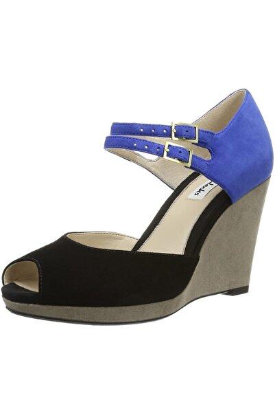 CLARKS Kadın Süet Deri Ortopedik Ayakkabı