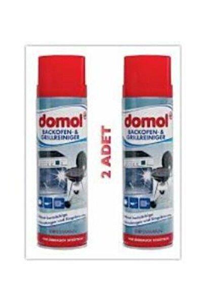 DOMOL Fırın Ve Izgara Temizleyici Sprey (2x500 ml )