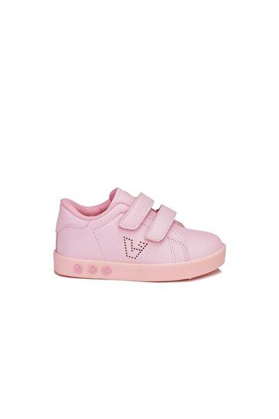 Vicco Çocuk Işıklı Ayakkabı Pudra