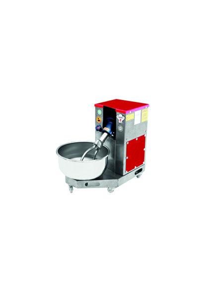OSİMO 15 Kg Un - 20 Kg Hamur Yoğurma Makinesi