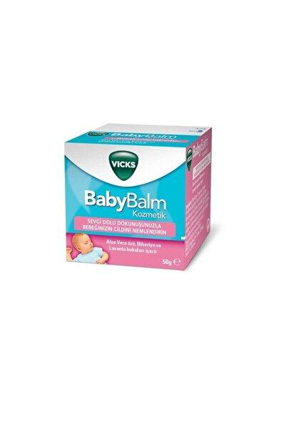 Vicks Babybalm Nemlendirici 50 gr