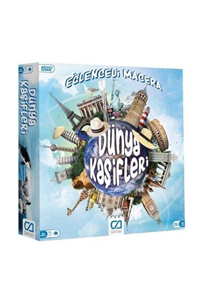CA Games 5104 Dünya Kaşifleri / +7 Yaş