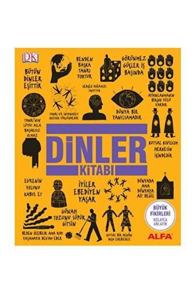 Alfa Yayınları Dinler Kitabı
