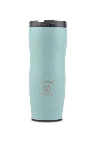 KORKMAZ A689-01 Joy Kahve Bardağı Mug Termos Mint Yeşili