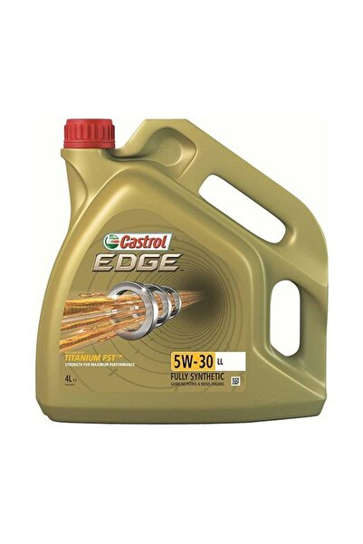 CASTROL Edge 5w-30 4 Lt