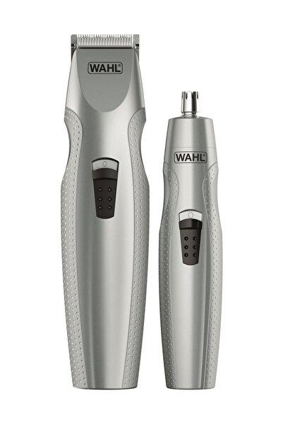 Wahl Mustache & Beard Pilli Saç, Sakal Kesme ve Bıyık Düzeltme Makinesi 05606-308
