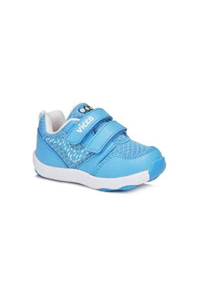 Vicco Dna Erkek Çocuk Turkuaz Mavi Spor Ayakkabı