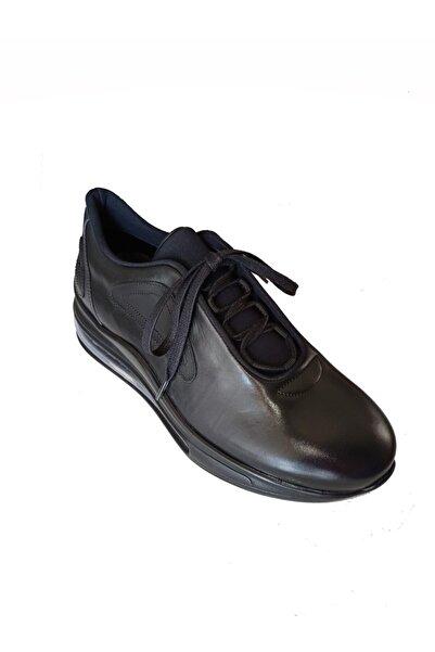 Trust Erkek Siyah Sneaker Ayakkabı D5256.51