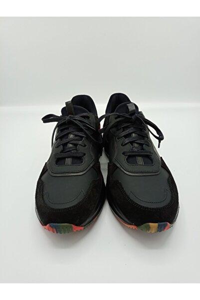 Trust Erkek Siyah Sneaker Ayakakbı Tr.d4225.5