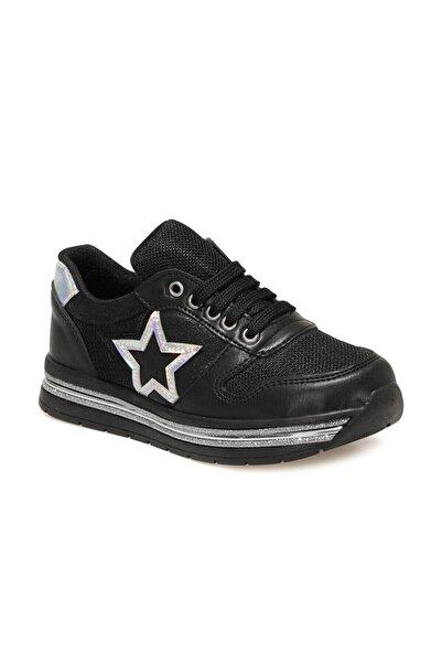 SEVENTEEN YARE 1FX Siyah Kız Çocuk Spor Ayakkabı 100696297