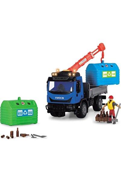 Dickie Toys Playlife Vinçli Geri Dönüşüm Aracı