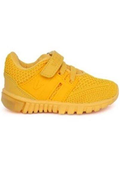 Vicco 160 Erkek Çocuk Sarı Işıklı Spor Ayakkabı