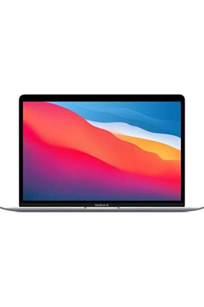 """Apple Macbook Air M1 Çip 16gb 256gb Macos 13"""" Qhd Taşınabilir Bilgisayar Gümüş"""