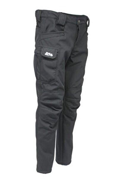 Softshell Polarlı Taktikal Pantolon (siyah)