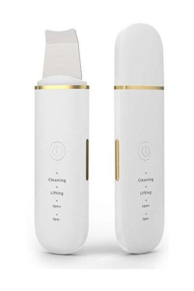 Gomax Ultrasonik Spatula Yüz Akne Giderici Siyah Nokta Temizleme Aleti