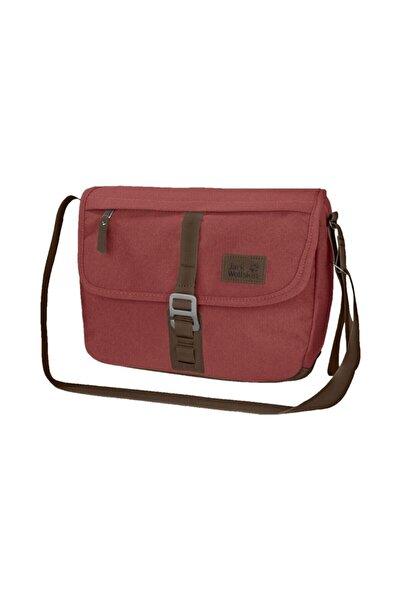 Jack Wolfskin Kadın Kırmızı Postacı Çanta