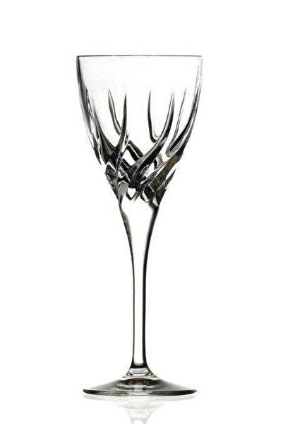 RCR Crystal 6'lı Trix Ayaklı Su Bardağı Seti