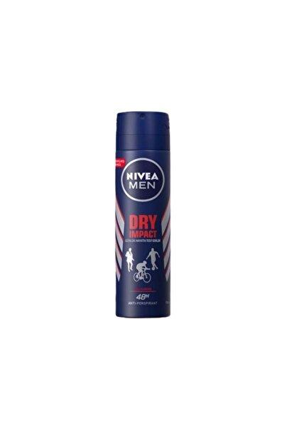 Nivea Dry Impact Erkek Deodorant Sprey 150 ml