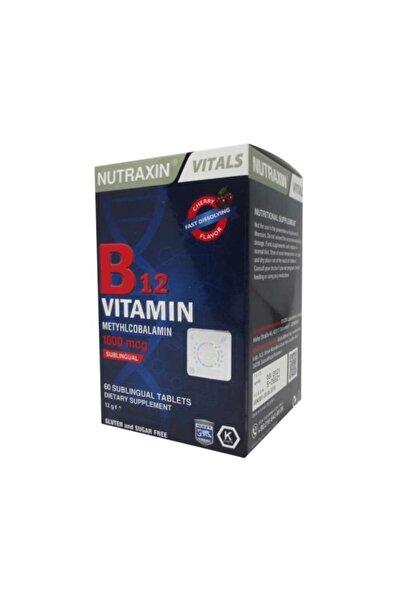 Nutraxin B12 Vitamin 1000 Mg 60 Tablet