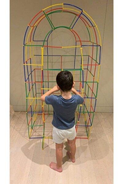 Bundera Süper Bambu Çubuklar Sihirbaz Çubuklar Oyuncak Beyin Geliştirici Eğitici 4d Xl 300 Parça