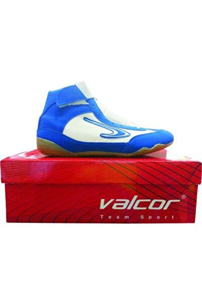 VALKOR Unisex Mavi Güreş Ayakkabısı
