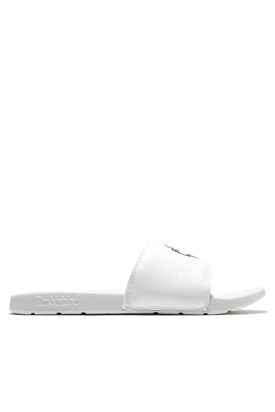 Timberland Erkek Beyaz Slide Terlik